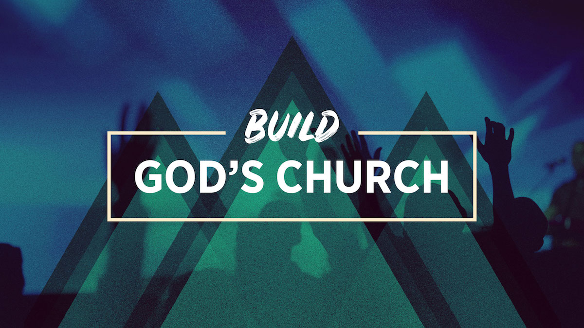 Build Gods Church 4 The Church Is The Golden Lampstand