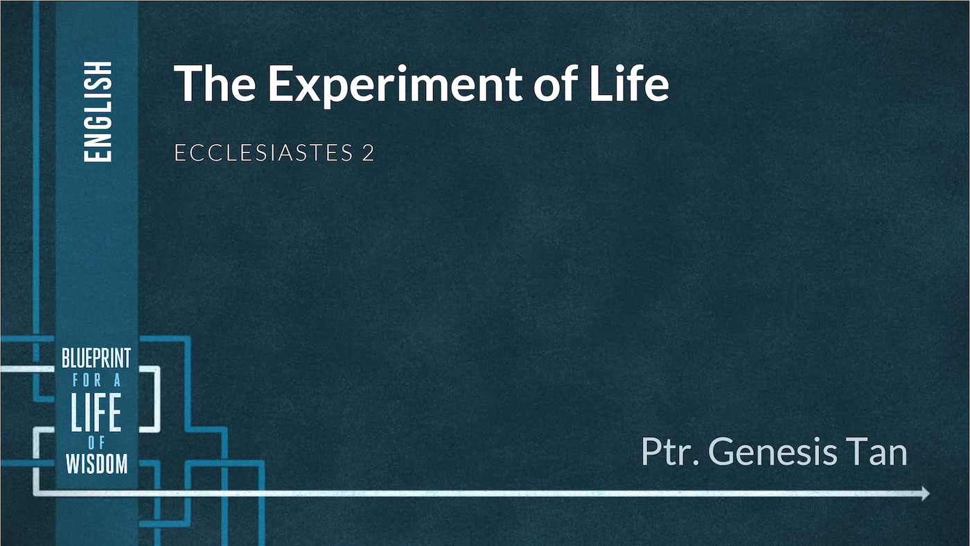 The Experiment of Life