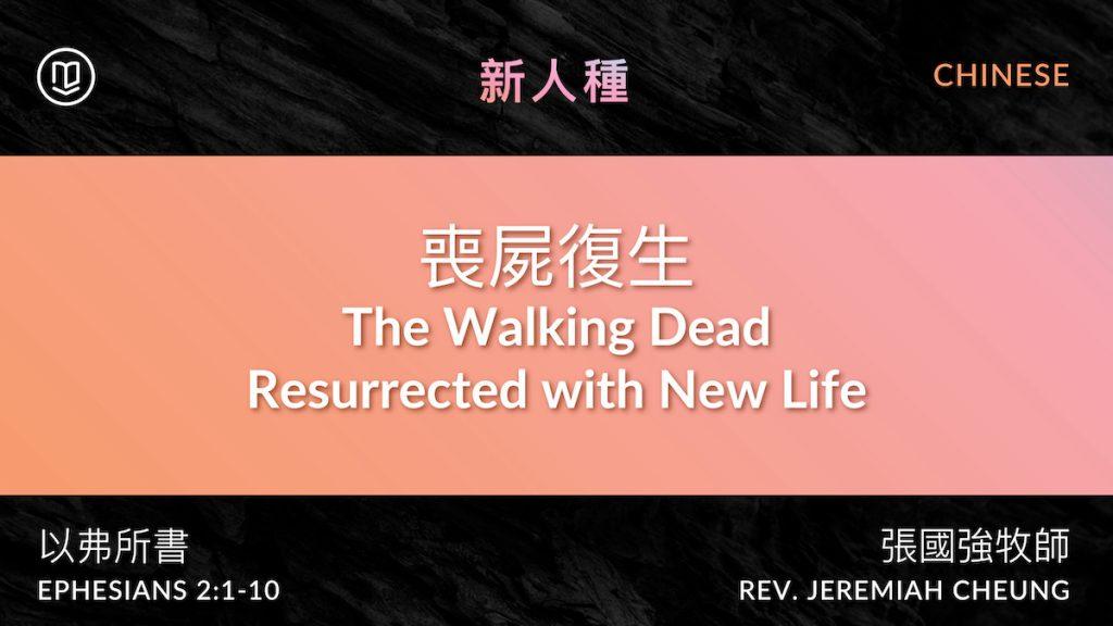 喪屍復生 The Walking Dead Resurrected with New Life